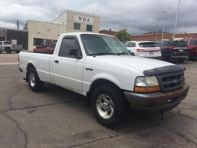 1999 Ford Ranger XL for sale VIN: 1FTYR10V9XUA62865