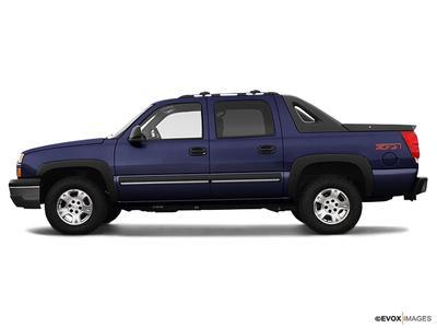 2003 Chevrolet Avalanche 1500 for sale VIN: 3GNEK13T83G198653