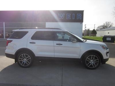 Ford Explorer 2018 for Sale in Red Bud, IL