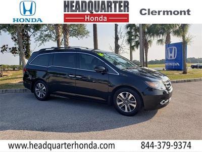 2016 Honda Odyssey Touring for sale VIN: 5FNRL5H92GB008305