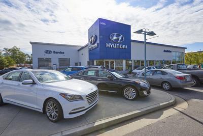AutoNation Hyundai Mall of Georgia Image 3