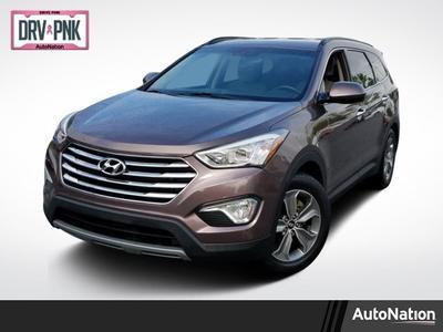 2013 Hyundai Santa Fe GLS for sale VIN: KM8SM4HF9DU002806