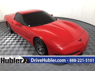 2001 Chevrolet Corvette Z06 for sale VIN: 1G1YY12S315112529