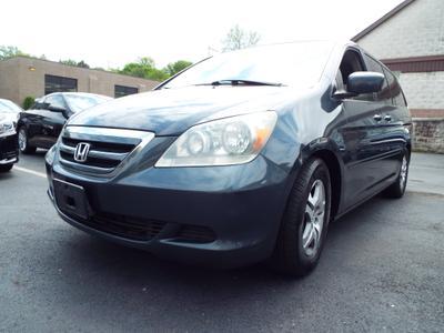 2005 Honda Odyssey EX-L for sale VIN: 5FNRL387X5B098089