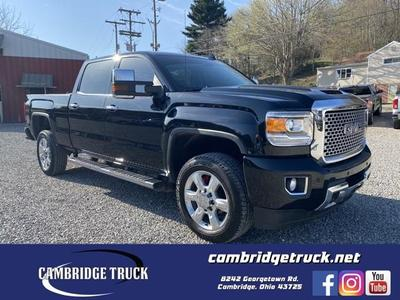 GMC Sierra 2500 2017 a la Venta en Cambridge, OH