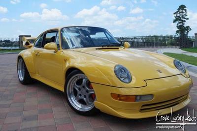 1996 Porsche 911  for sale VIN: WP0ZZZ99ZTS392194