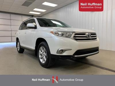 2011 Toyota Highlander SE for sale VIN: 5TDBK3EH7BS087821