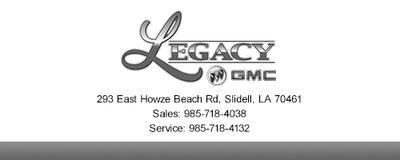 Legacy Buick GMC Image 2