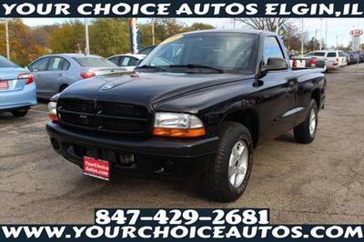 2002 Dodge Dakota Sport for sale VIN: 1B7FL36X22S598574