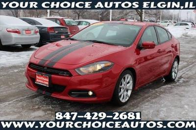 2013 Dodge Dart SXT for sale VIN: 1C3CDFBA5DD321965
