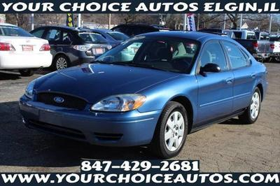 2004 Ford Taurus LX for sale VIN: 1FAFP52294A207218