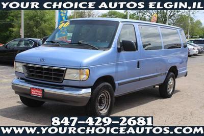 1996 Ford Club Wagon XLT for sale VIN: 1FBJS31H4THA63231