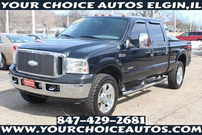 2007 Ford F-350 Lariat Crew Cab Super Duty for sale VIN: 1FTSW31PX7EA45173