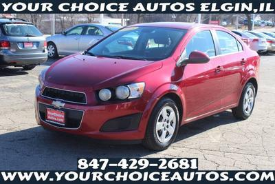 2013 Chevrolet Sonic LS for sale VIN: 1G1JB5SH0D4139549