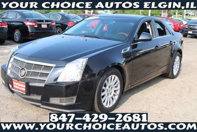 2008 Cadillac CTS  for sale VIN: 1G6DT57V580158484