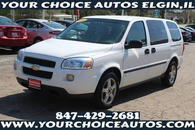 2007 Chevrolet Uplander LS for sale VIN: 1GNDV23137D153887