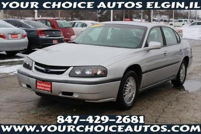 2000 Chevrolet Impala  for sale VIN: 2G1WF55E5Y9149072