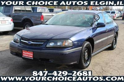 Chevrolet Impala 2002 for Sale in Elgin, IL