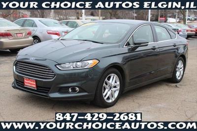 2015 Ford Fusion SE for sale VIN: 3FA6P0HD6FR129758