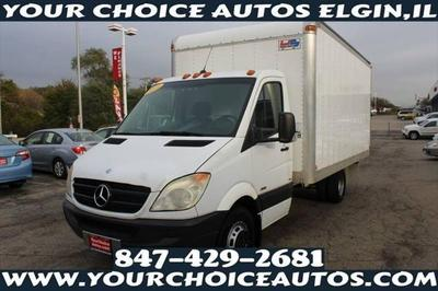 2010 Mercedes-Benz Sprinter 3500 for sale VIN: WDAPF4CC9A9440650