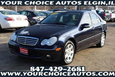 Mercedes-Benz C-Class 2006 for Sale in Elgin, IL