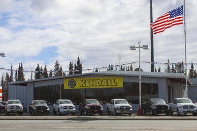 Kendall Dodge Chrysler Jeep Ram of Soldotna Image 1