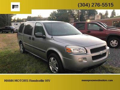 2008 Chevrolet Uplander LS for sale VIN: 1GNDV23W68D112733