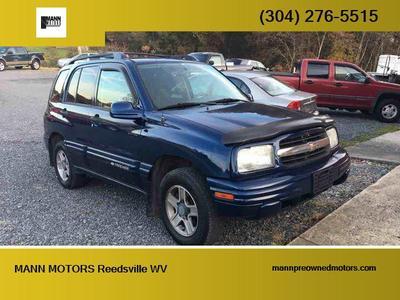 2003 Chevrolet Tracker LT for sale VIN: 2CNBJ634636948286