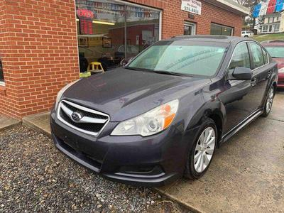 2010 Subaru Legacy 2.5i for sale VIN: 4S3BMBK60A3226579