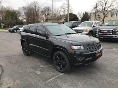 2015 Jeep Grand Cherokee Altitude for sale VIN: 1C4RJFAG8FC875661