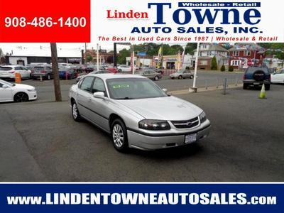 Chevrolet Impala 2003 for Sale in Linden, NJ