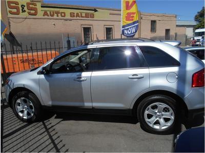 2014 Ford Edge SEL for sale VIN: 2FMDK3JC5EBA34877