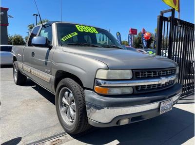 Chevrolet Silverado 1500 2001 a la Venta en Stockton, CA