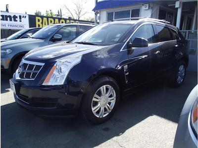 2011 Cadillac SRX Luxury Collection for sale VIN: 3GYFNDEY5BS532268