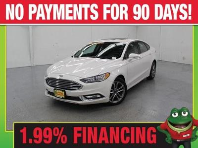 Ford Fusion 2017 for Sale in Herculaneum, MO