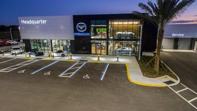 Headquarter Mazda Image 1