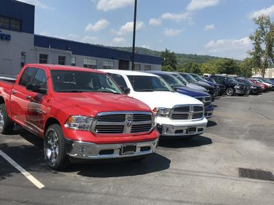 Maguire Chrysler Dodge Jeep Ram Fiat Ithaca Image 1