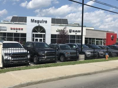 Maguire Chrysler Dodge Jeep Ram Fiat Ithaca Image 2