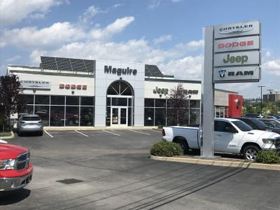 Maguire Chrysler Dodge Jeep Ram Fiat Ithaca Image 3