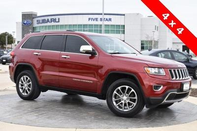 2014 Jeep Grand Cherokee Limited for sale VIN: 1C4RJFBG4EC492040