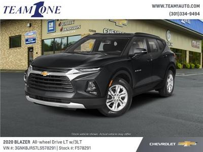 Chevrolet Blazer 2020 for Sale in Oakland, MD