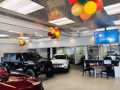 McGovern Chrysler Jeep Dodge Ram Image 1