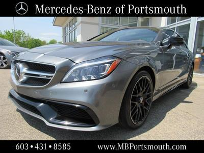 Mercedes-Benz AMG CLS 63 2017 for Sale in Greenland, NH
