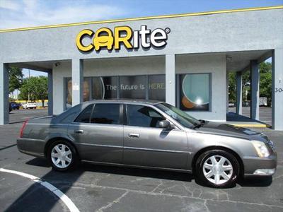 2007 Cadillac DTS V8 for sale VIN: 1G6KD57Y27U105019