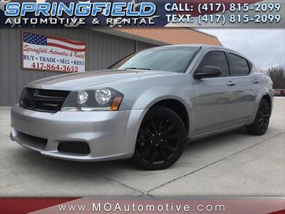 Dodge Avenger 2014 for Sale in Springfield, MO