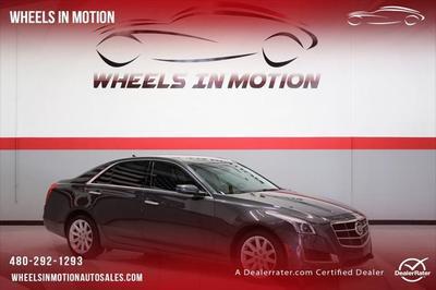 2014 Cadillac CTS 2.0L Turbo for sale VIN: 1G6AP5SX1E0121895