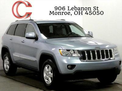 2012 Jeep Grand Cherokee Laredo for sale VIN: 1C4RJFAG9CC222347