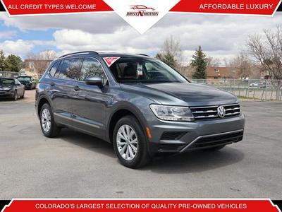 Volkswagen Tiguan 2018 for Sale in Denver, CO