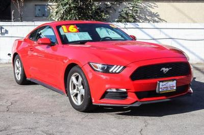 2016 Ford Mustang V6 for sale VIN: 1FA6P8AM1G5324129