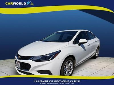 Chevrolet Cruze 2017 for Sale in Hawthorne, CA